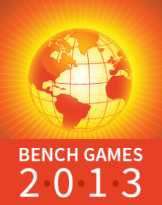 Bench Games 2013